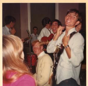 Bob (right), Rich, Tony, Charlie (sitting), Tom, Todd (GravesHall,Andove... (1)